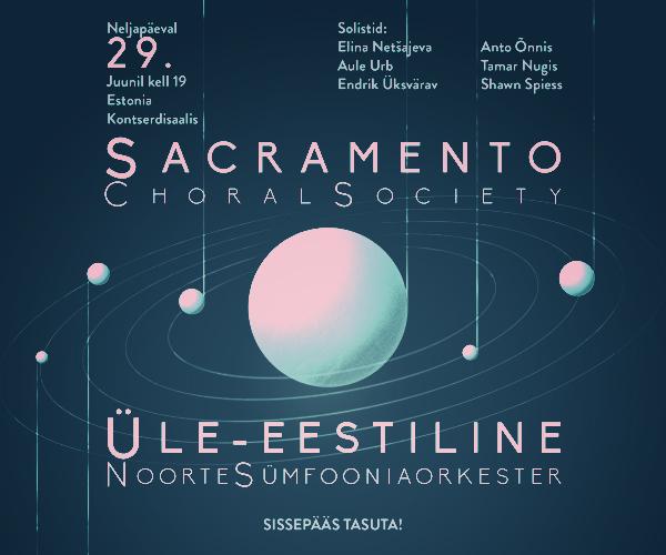 USA-Eesti ühiskontsert