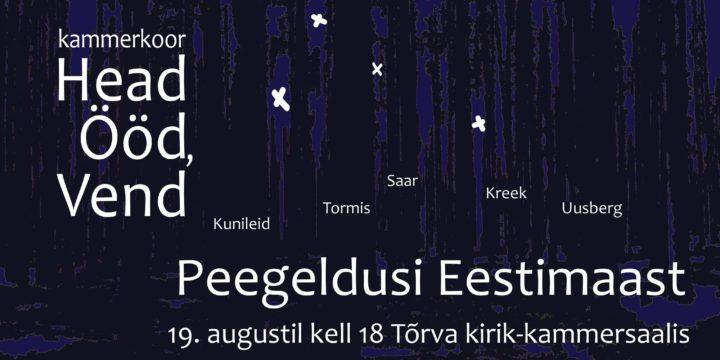 Peegeldus Eestimaast