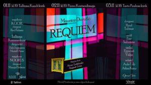 Maurice Duruflé Requiem @ Tallinna Kaarli kirik