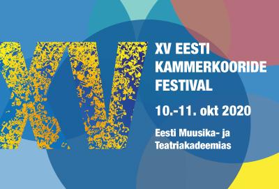 Eesti Kammerkoordie Festival-2020-okt