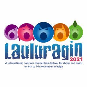 VI rahvusvaheline pop/jazz konkurss-festival LAULURAGIN 2021 @ Valga kultuurikeskus